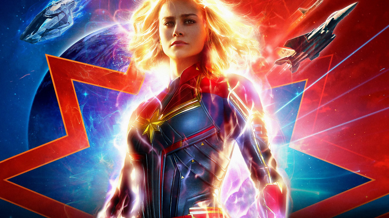 Captain Marvel 2019 wallpaper 1280x720