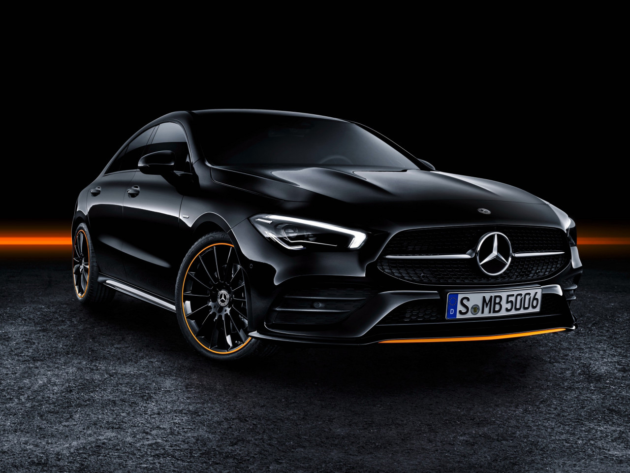 Mercedes Benz CLA 250 AMG wallpaper 1280x960