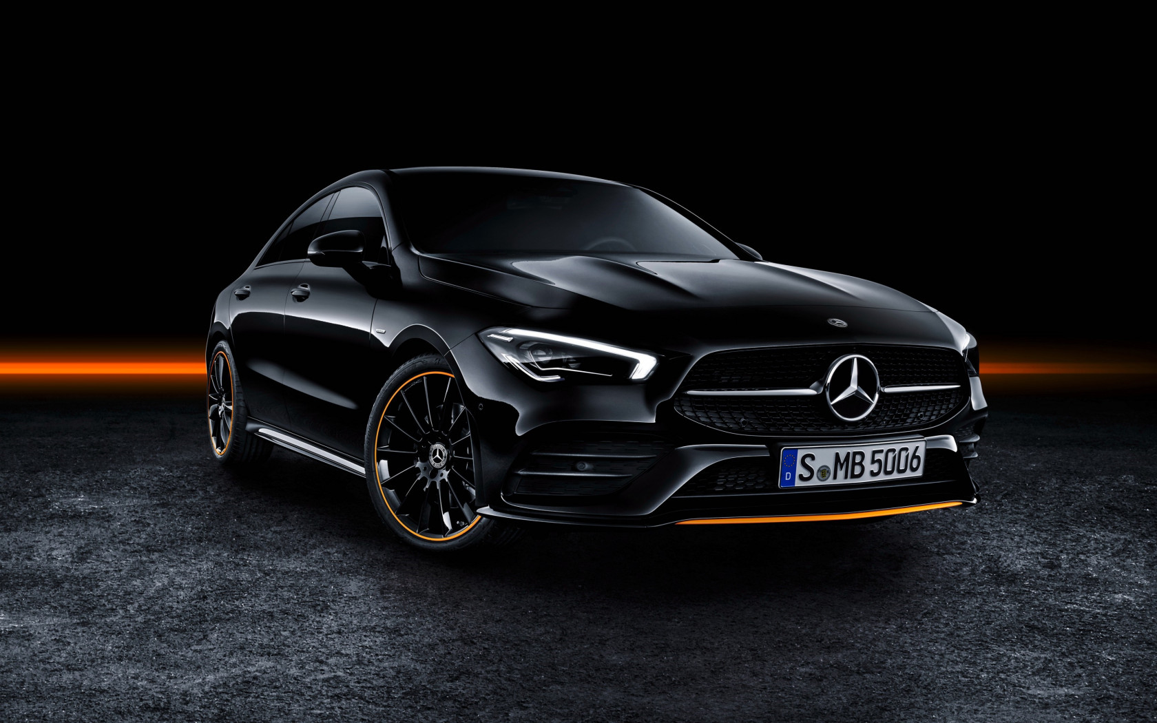 Mercedes Benz CLA 250 AMG | 1680x1050 wallpaper