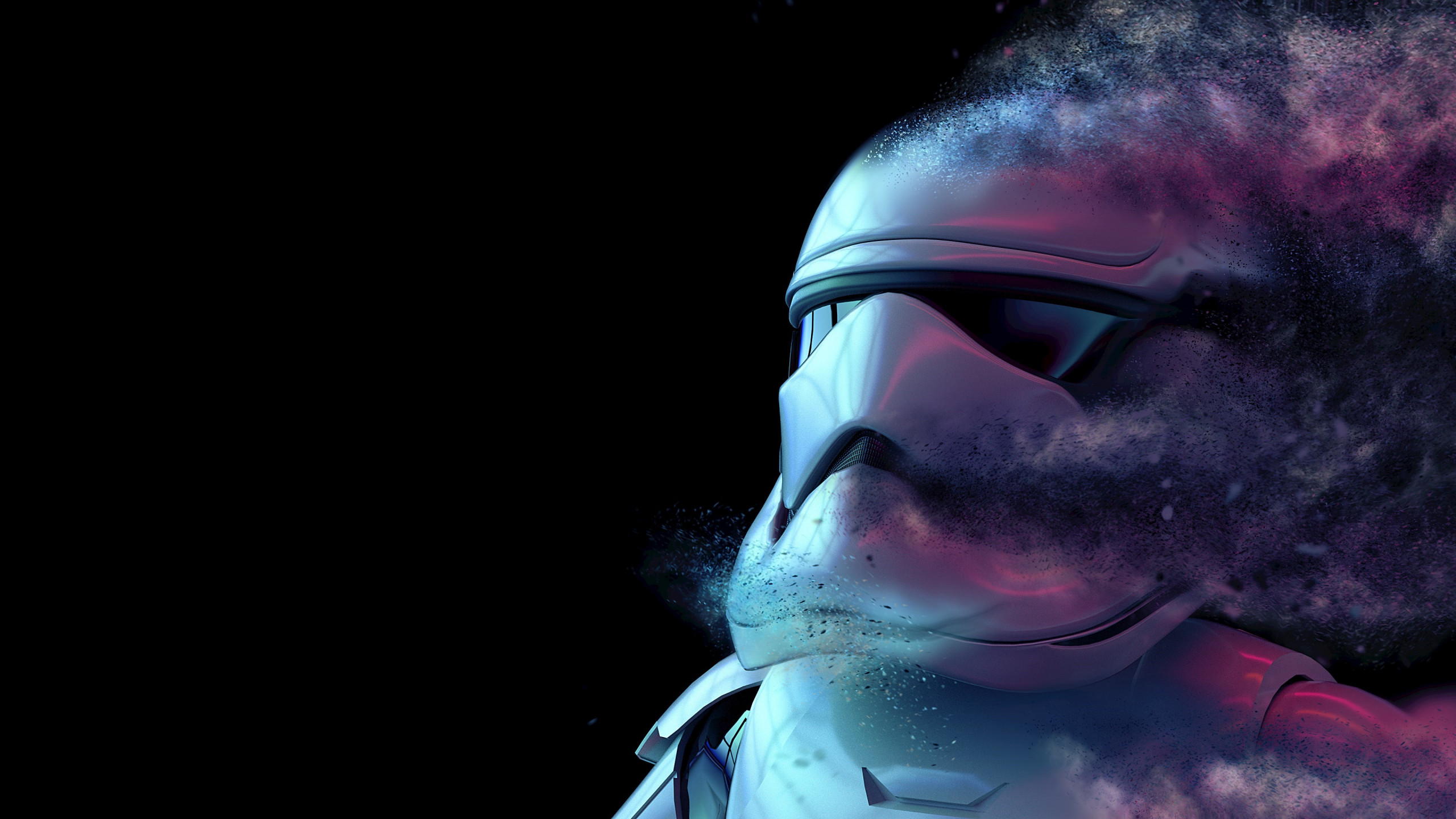 Download Wallpaper Storm Trooper From Star Wars 2560x1440