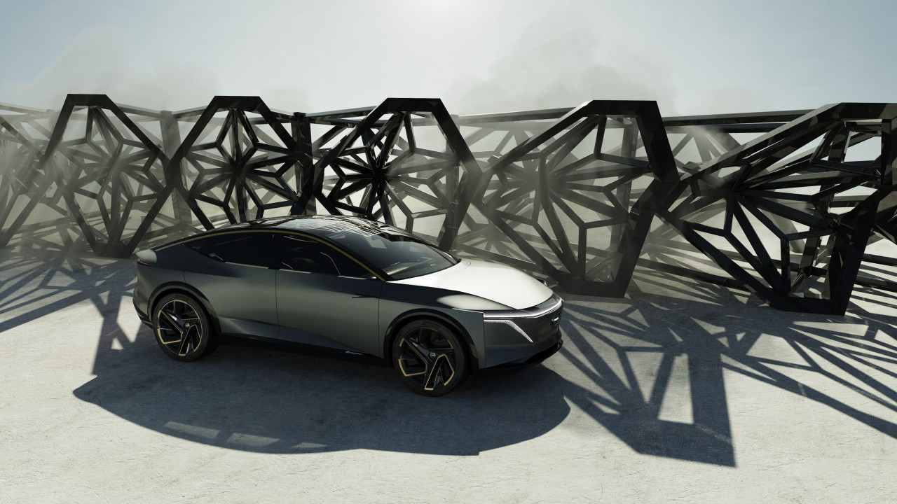 Nissan IMs concept wallpaper 1280x720