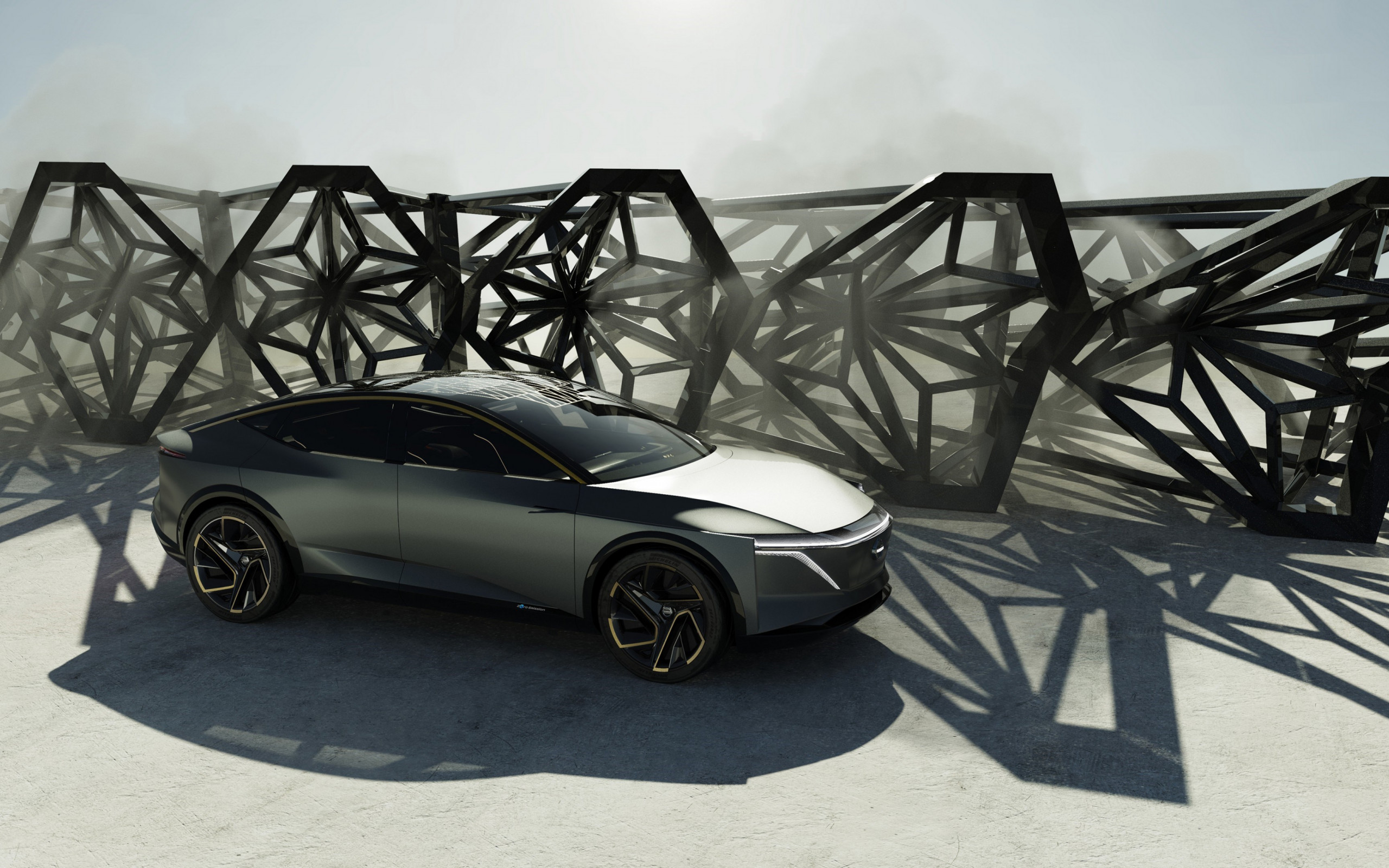 Nissan IMs concept wallpaper 2560x1600