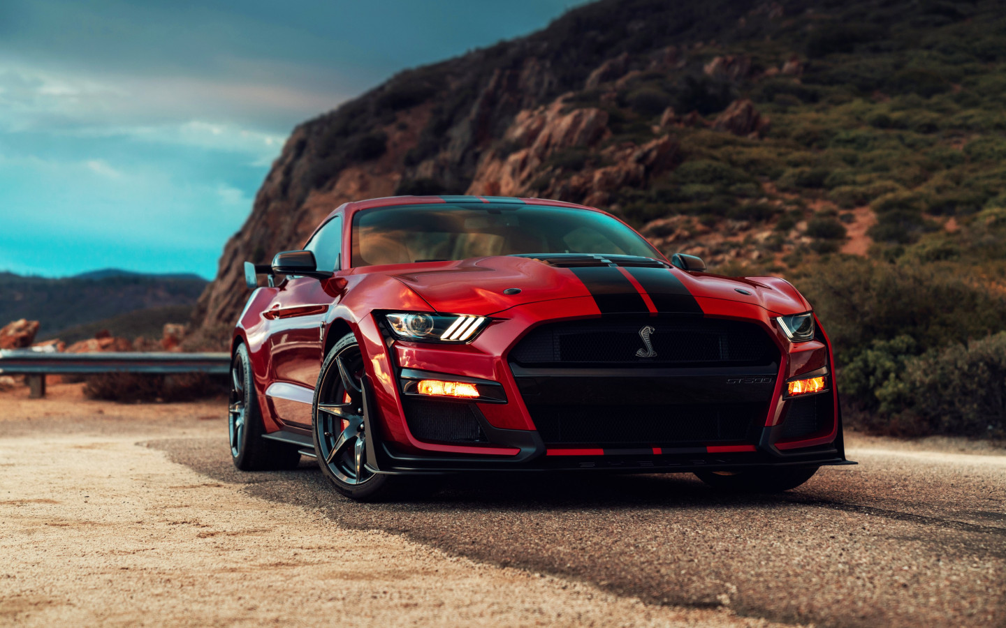 Ford Mustang Shelby GT500 | 1440x900 wallpaper