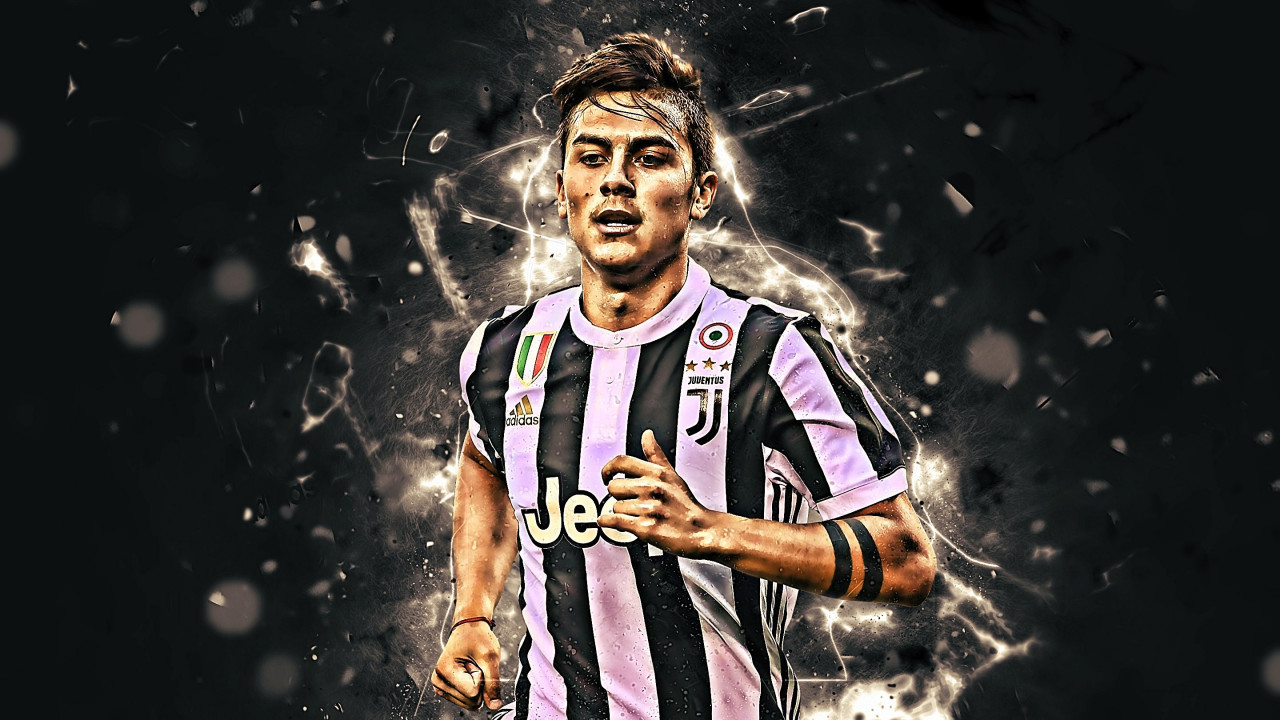 Paulo Dybala wallpaper 1280x720
