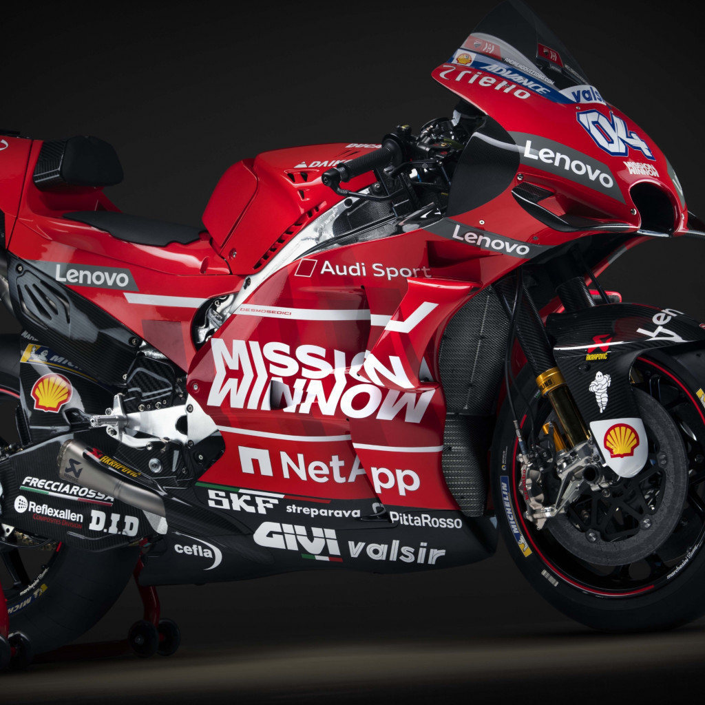 Ducati Desmosedici GP19 wallpaper 1024x1024