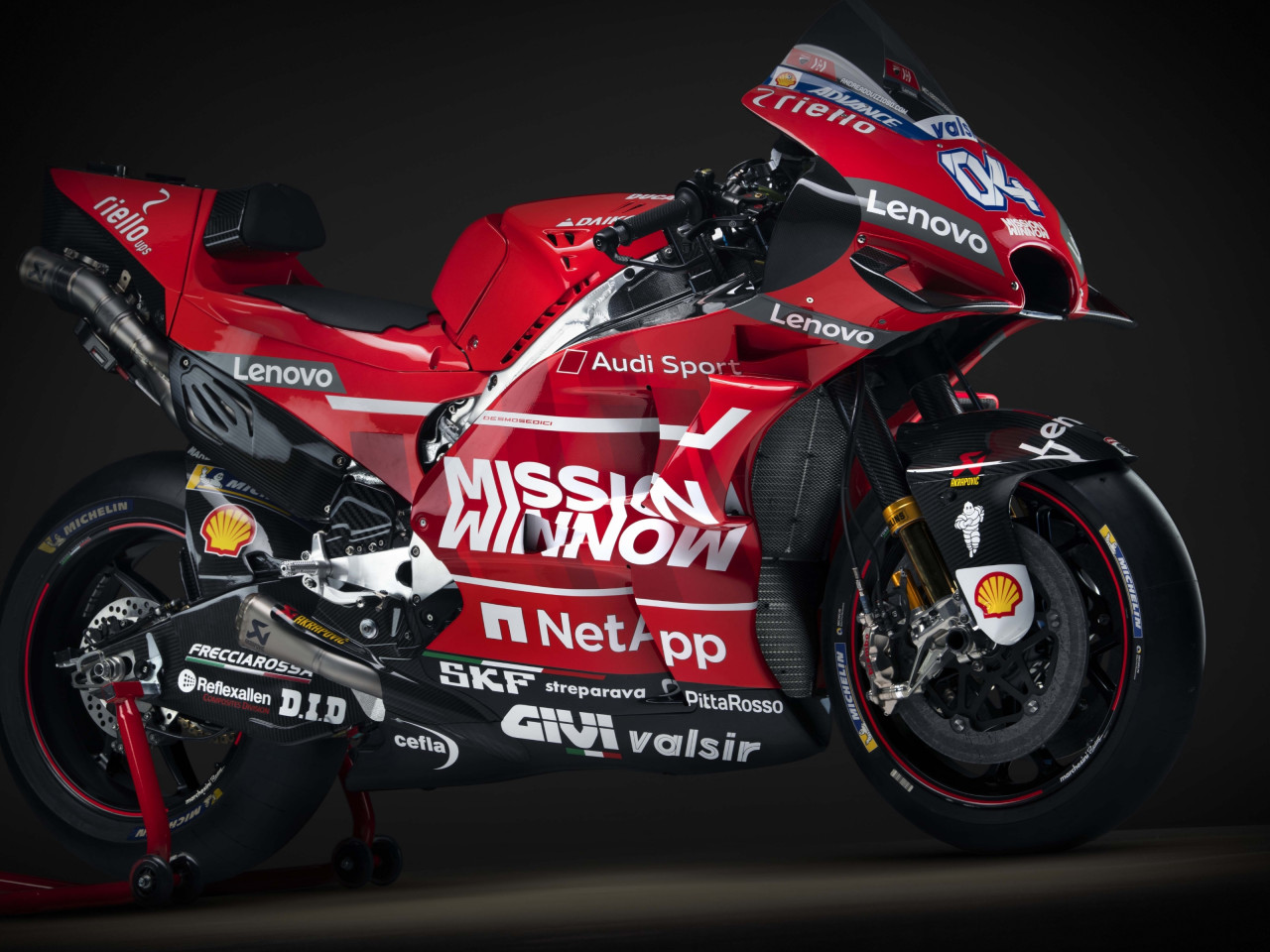 Ducati Desmosedici GP19 wallpaper 1280x960