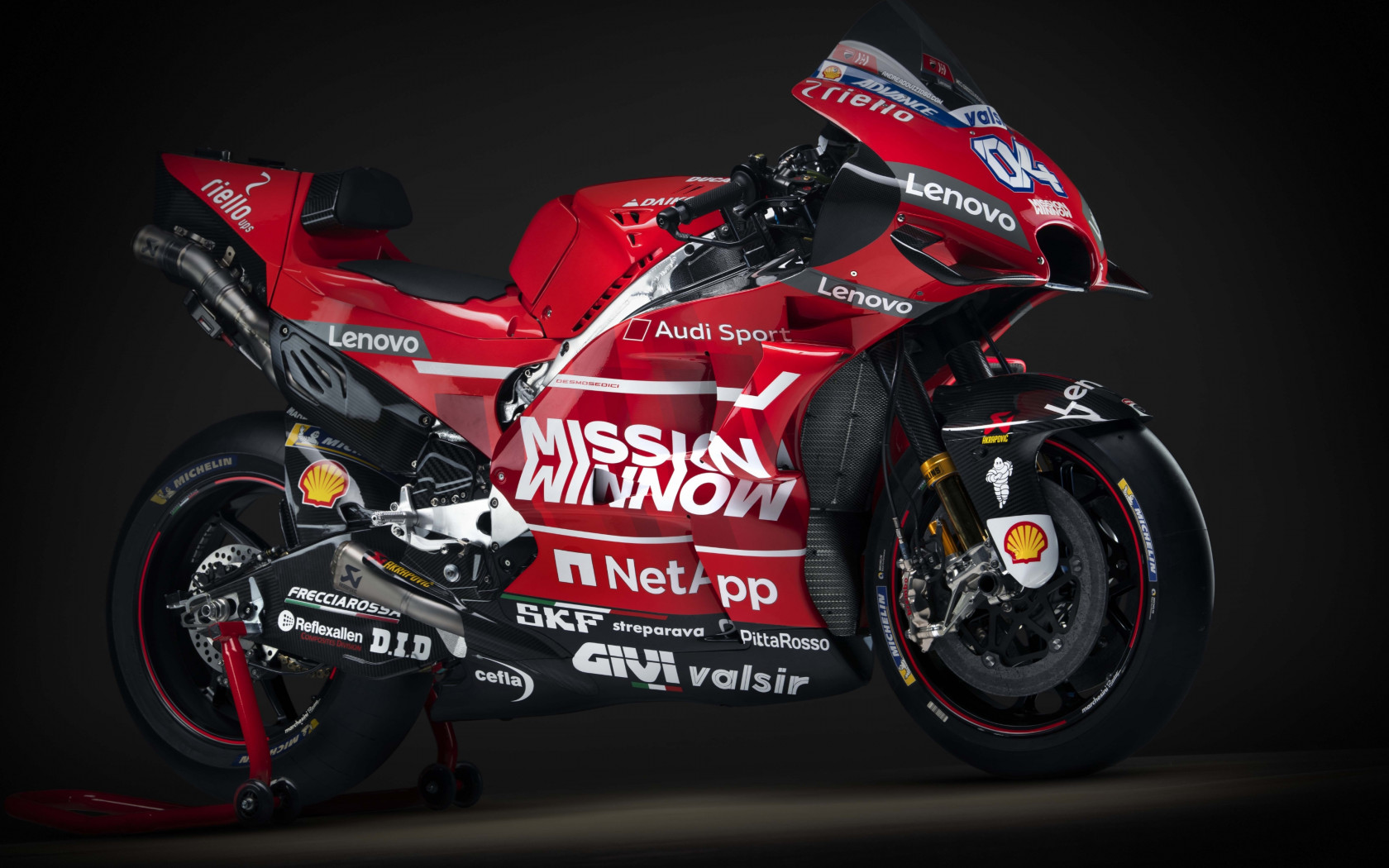Ducati Desmosedici GP19 wallpaper 1680x1050
