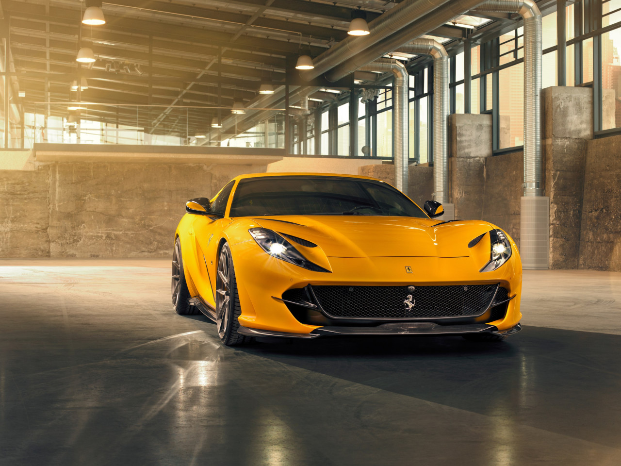 Ferrari 812 Superfast wallpaper 1280x960