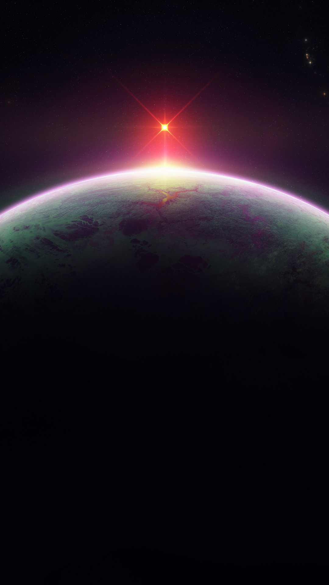 Digital art: Viribs world wallpaper 1080x1920