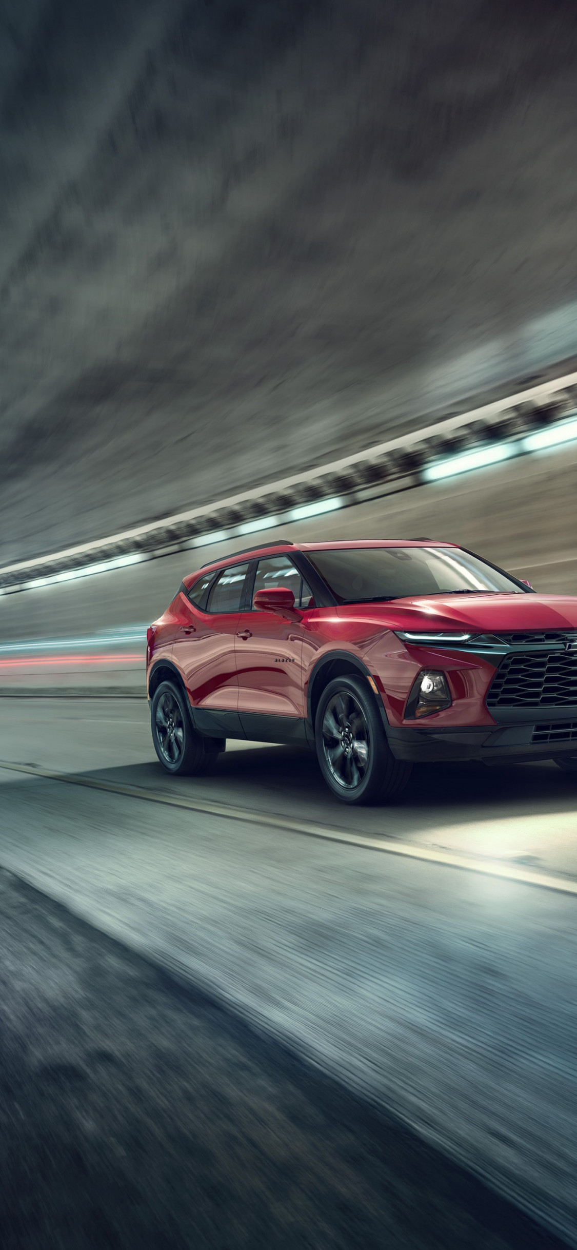 Chevrolet Blazer wallpaper 1125x2436