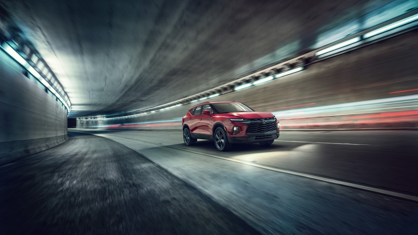 Chevrolet Blazer wallpaper 1600x900