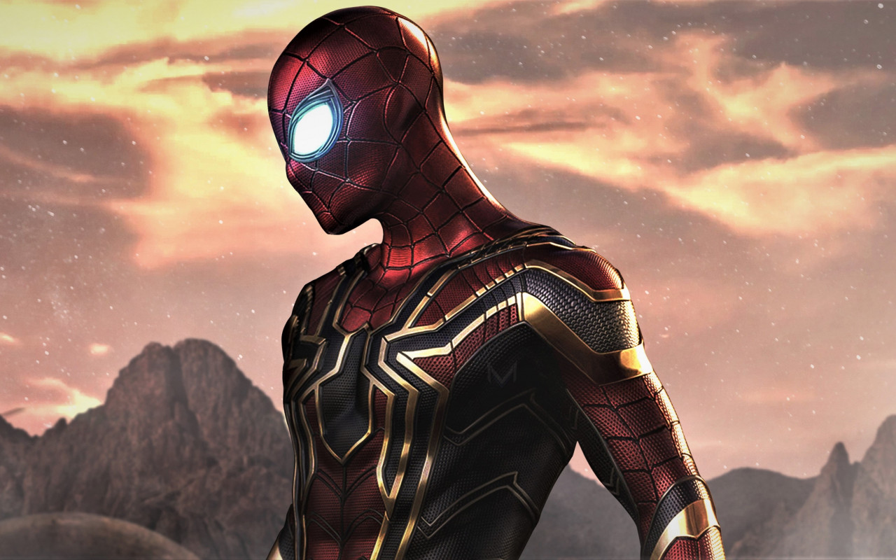 Spider Man: Far From Home wallpaper 1280x800