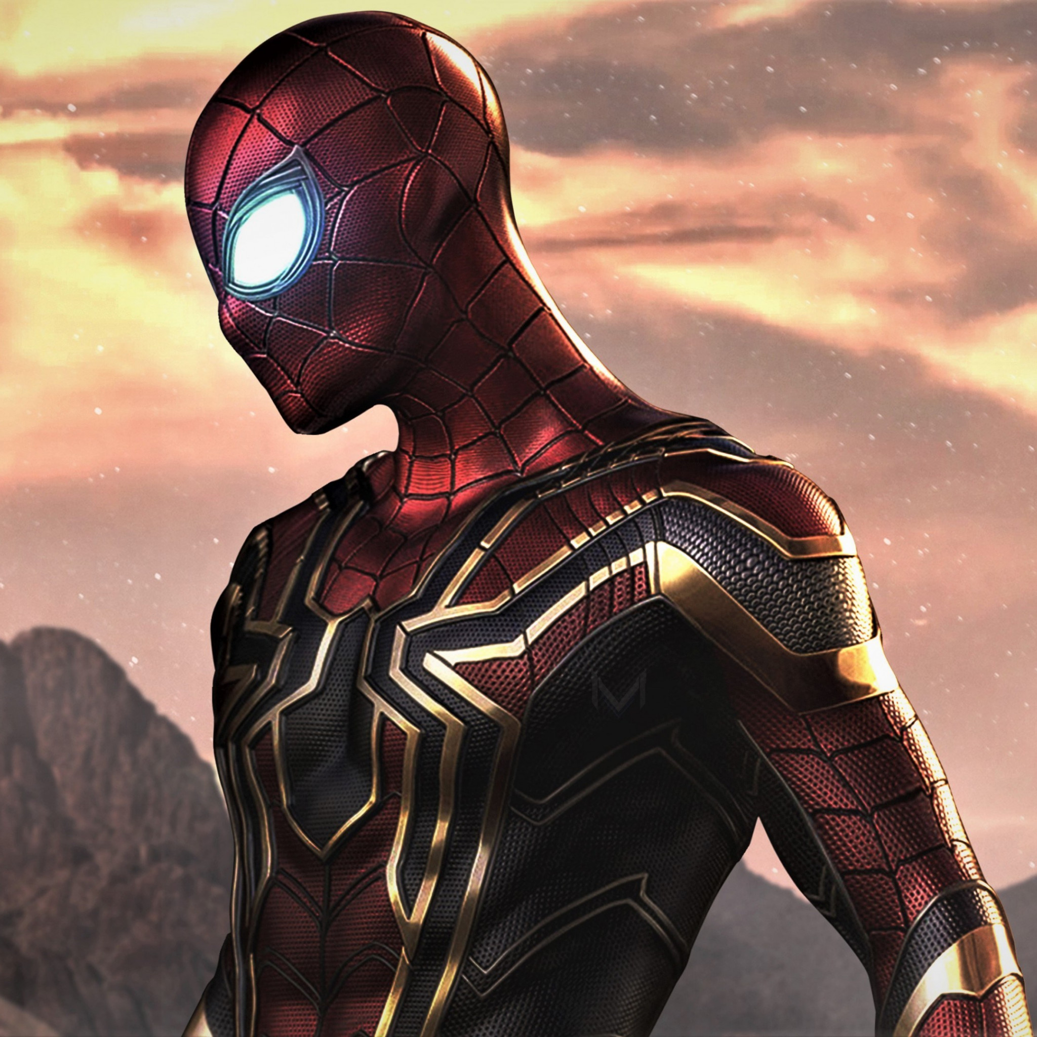 Download Wallpaper Spider Man Far From Home 2048x2048