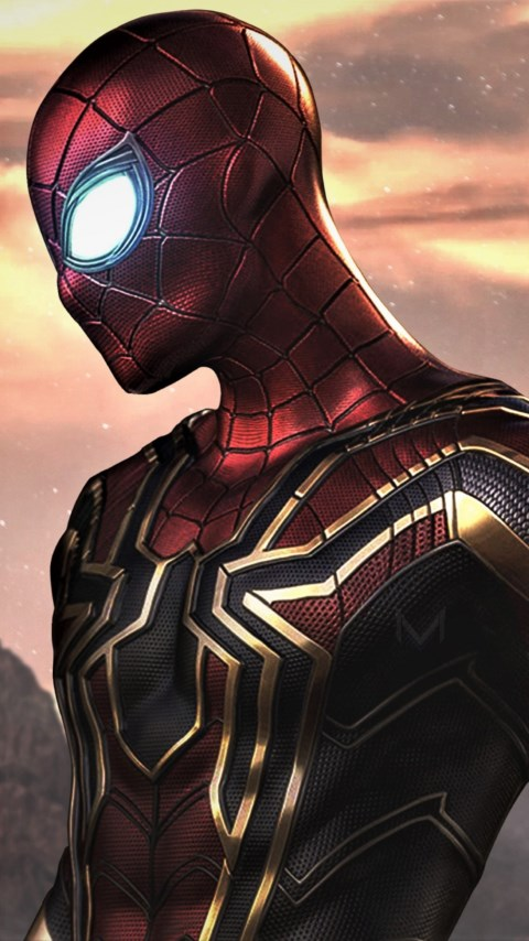 Spider Man: Far From Home | 480x854 wallpaper