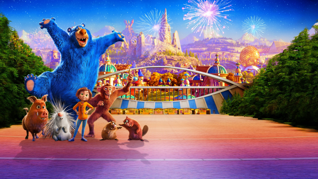 Wonder Park wallpaper 1280x720