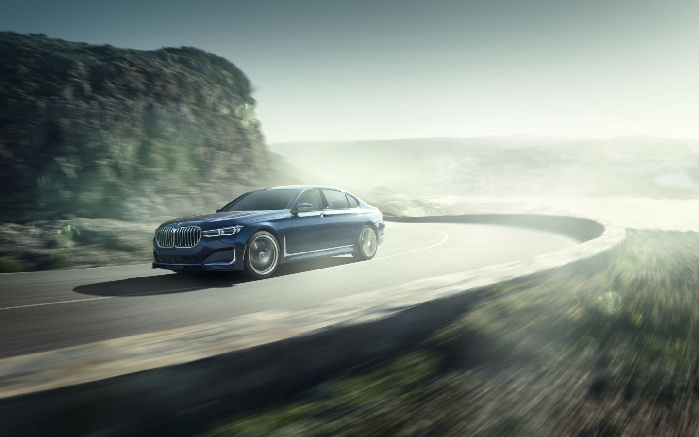 BMW Alpina B7 2019 wallpaper 1440x900