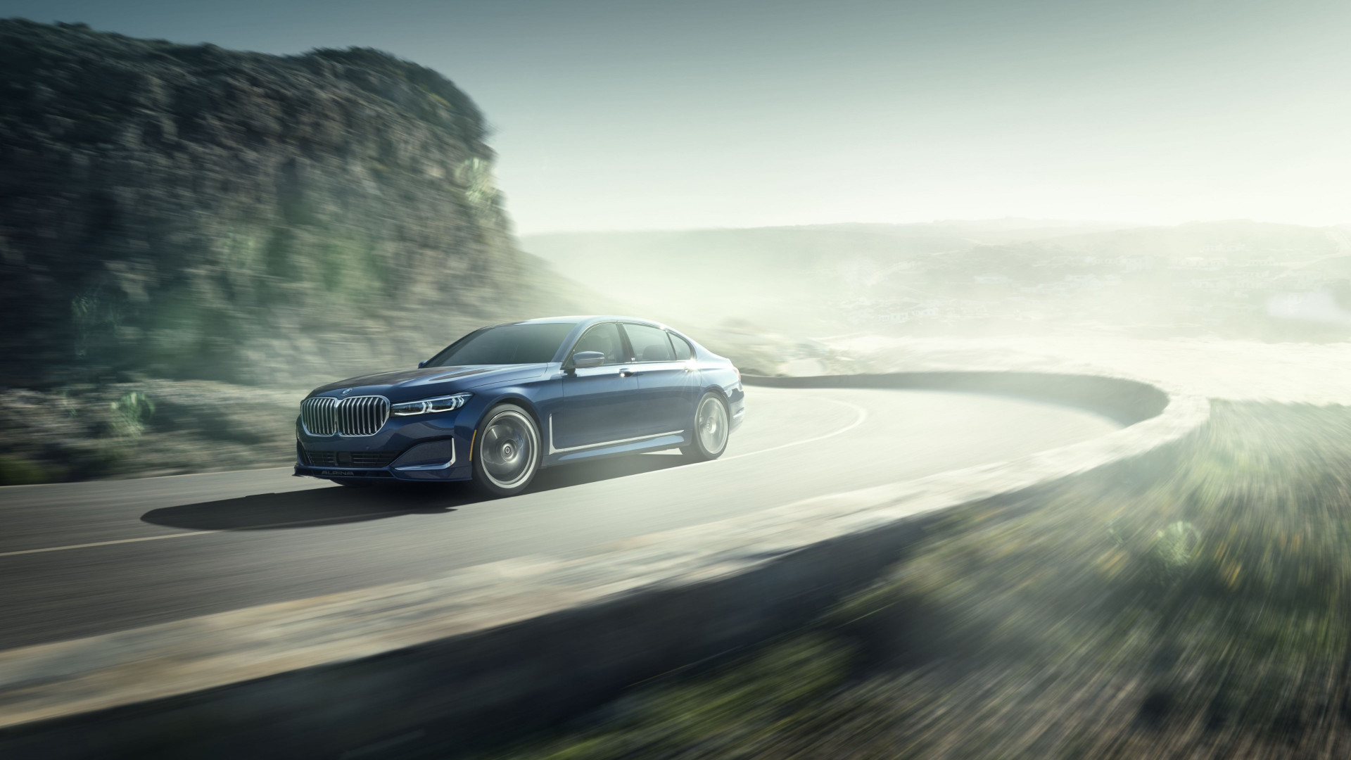 BMW Alpina B7 2019 wallpaper 1920x1080