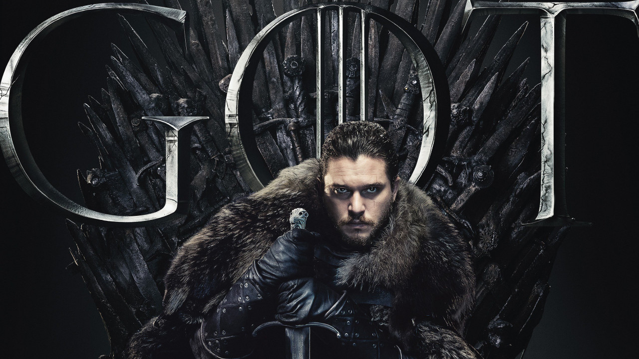 Game of Thrones 8 wallpaper 1280x720