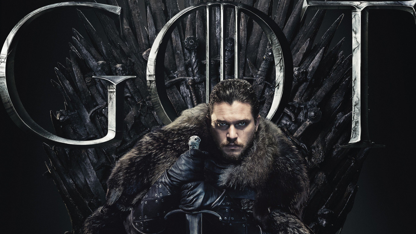 Download Wallpaper Game Of Thrones 8 1366x768