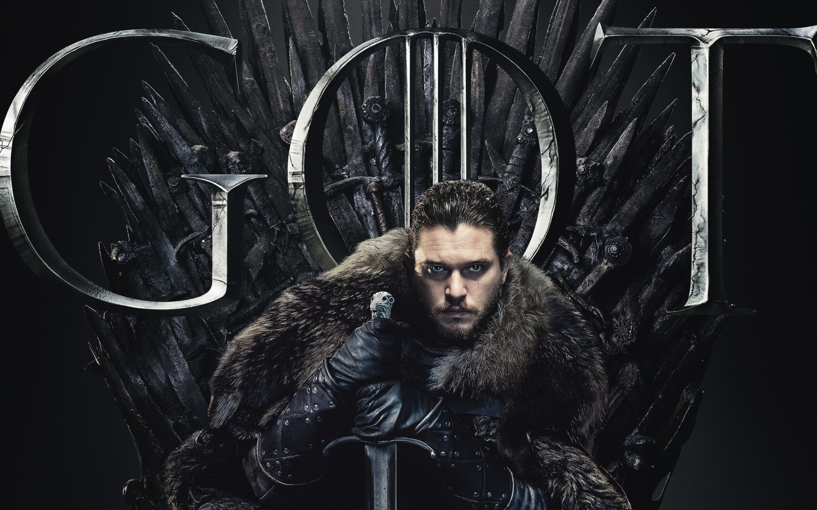 Game of Thrones 8 wallpaper 1680x1050