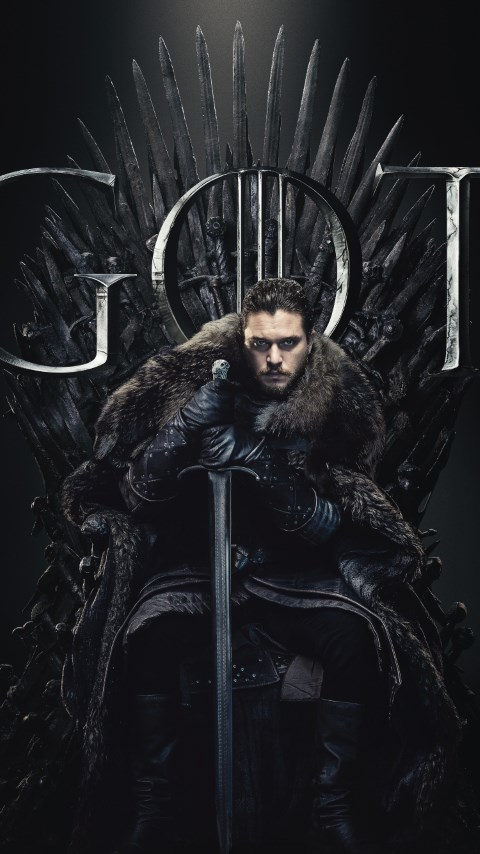 Game of Thrones 8 wallpaper 480x854