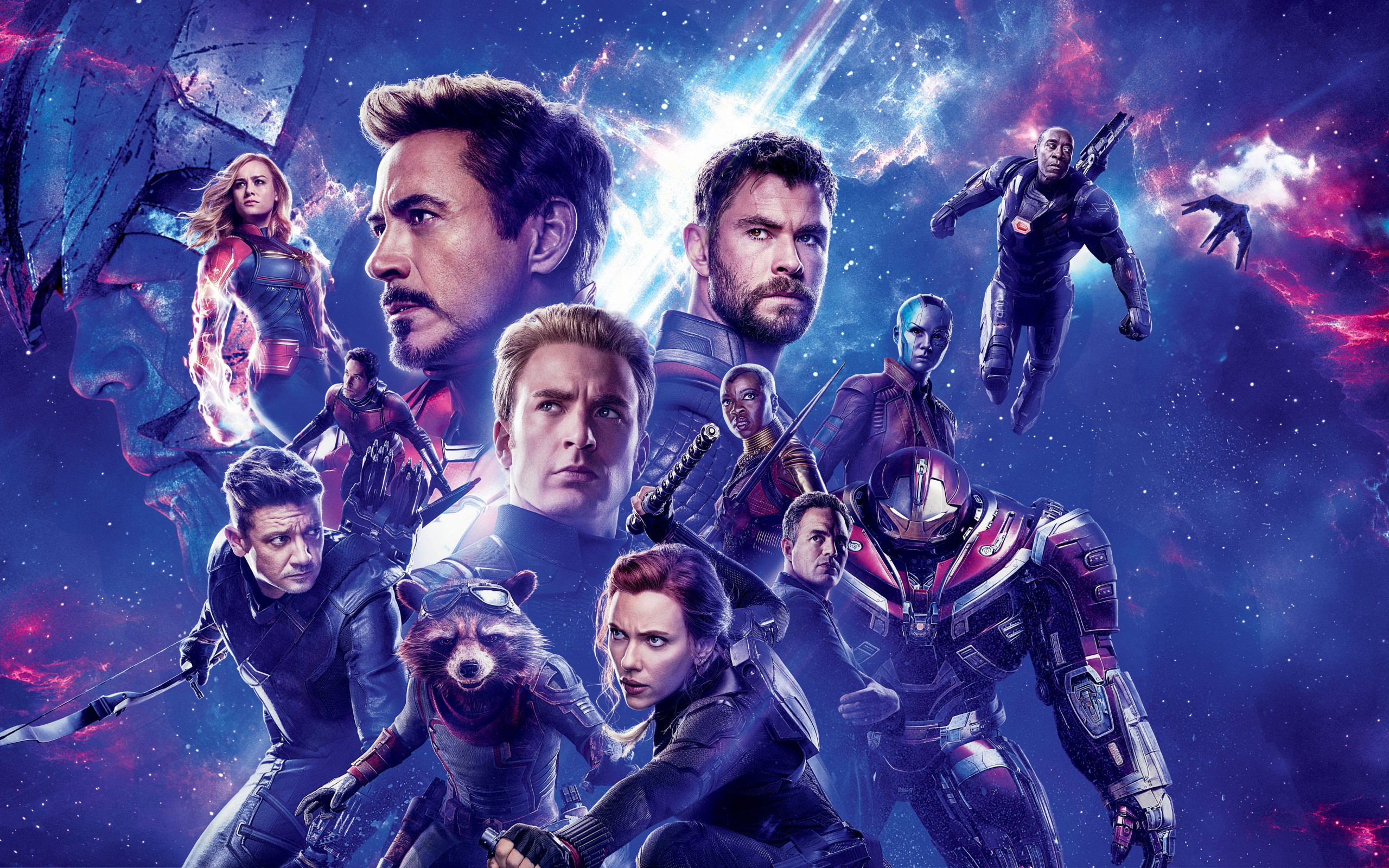 Avengers: Endgame wallpaper 2560x1600