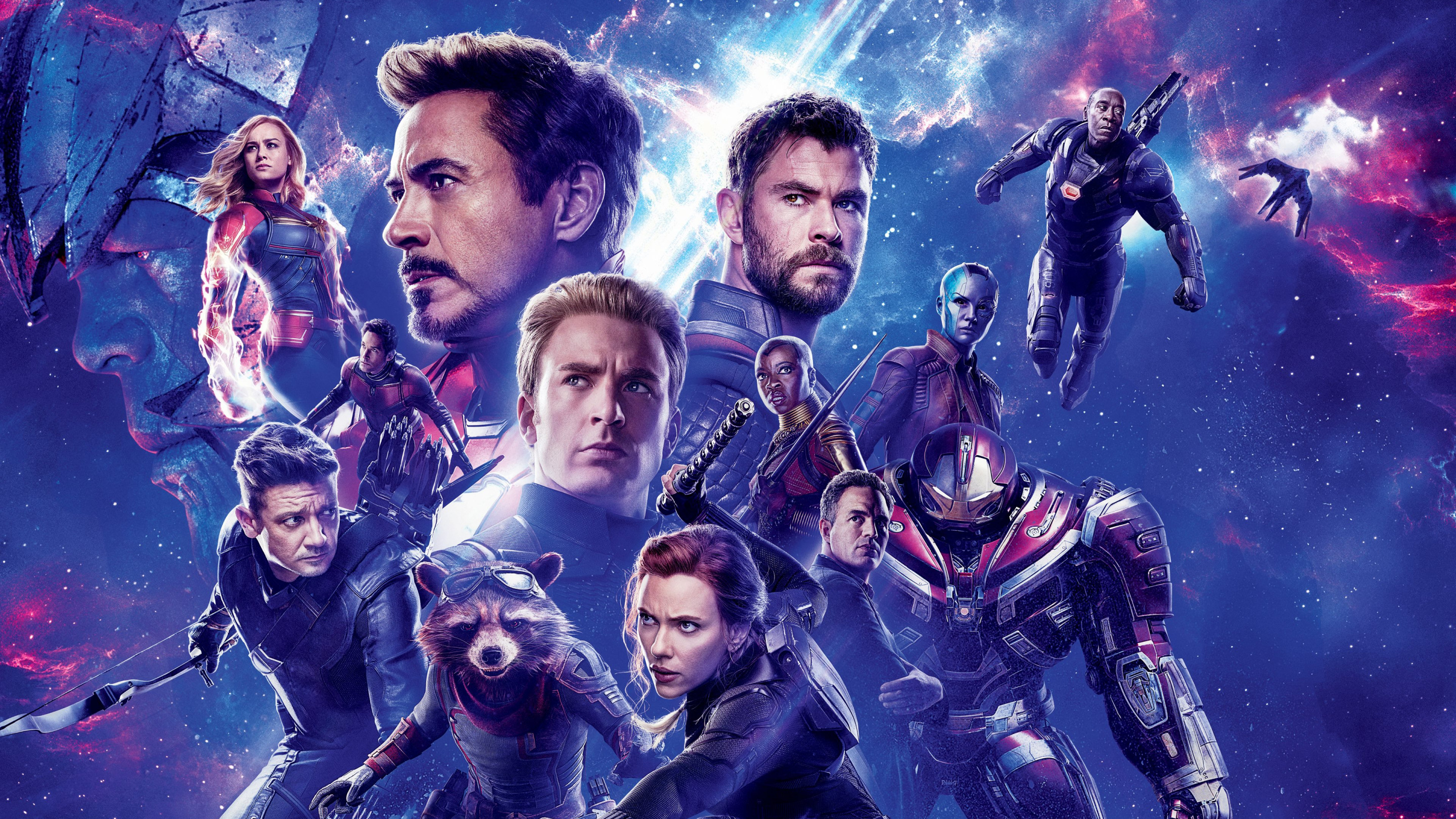 Avengers: Endgame wallpaper 2880x1620
