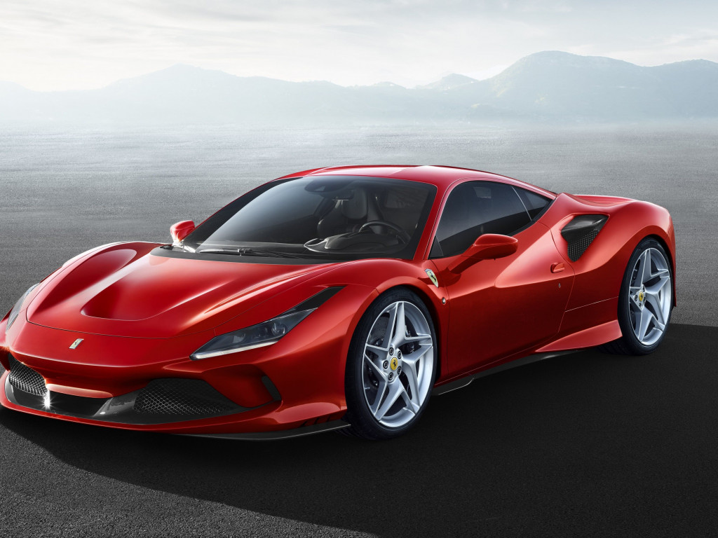 Ferrari F8 Tributo wallpaper 1024x768