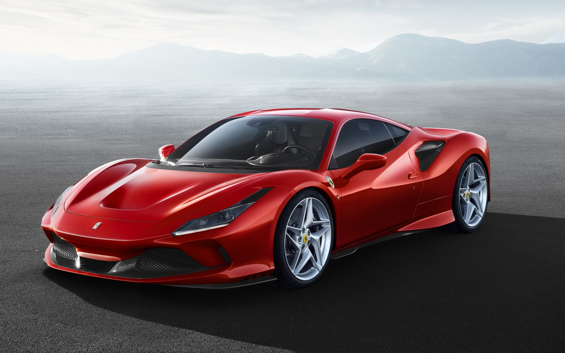 Ferrari F8 Tributo wallpaper 1920x1200
