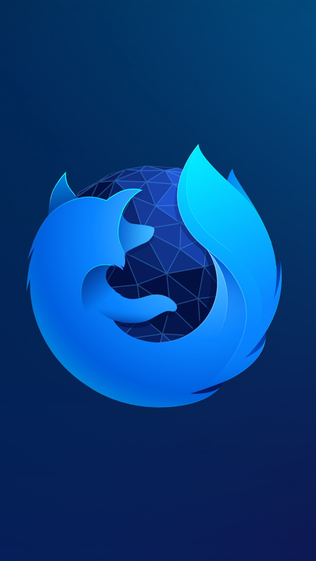 Firefox wallpaper 1080x1920