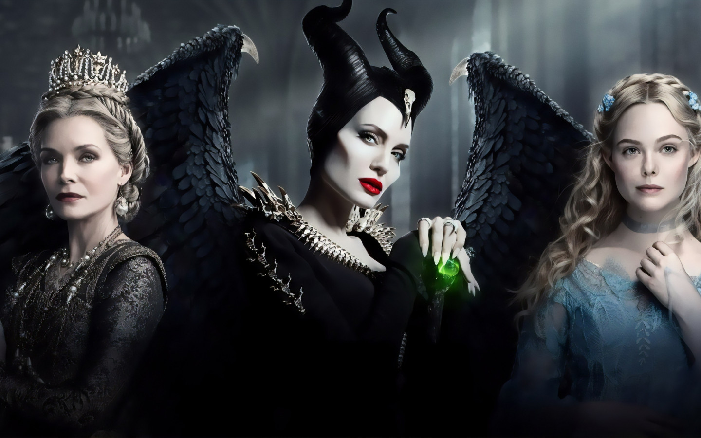 Maleficent: Mistress of Evil wallpaper 1440x900