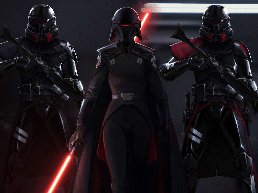 Download Wallpaper Star Wars Jedi Fallen Order 2019 1024x768