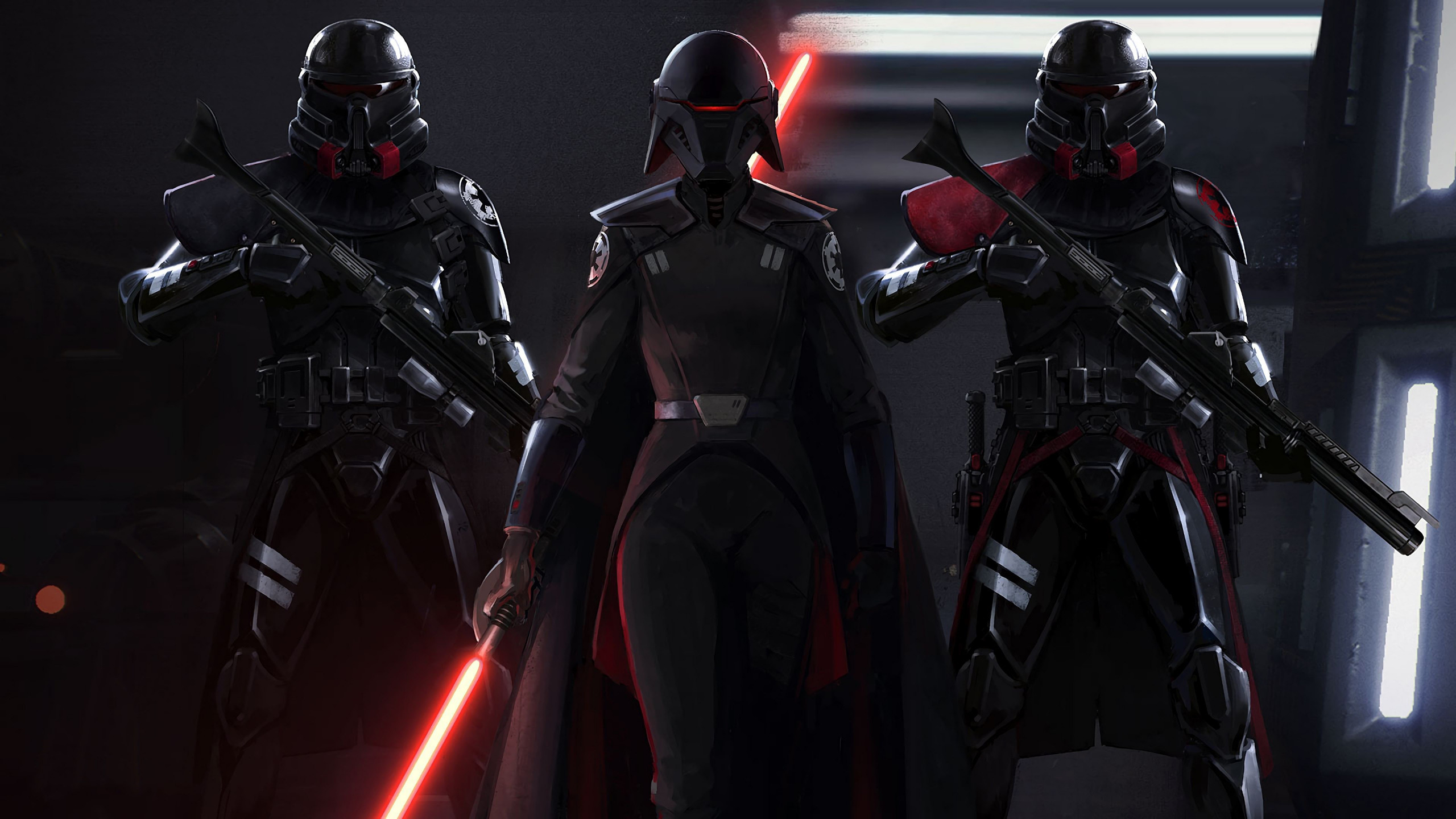 Download wallpaper: Star Wars Jedi: Fallen Order 2019 ...