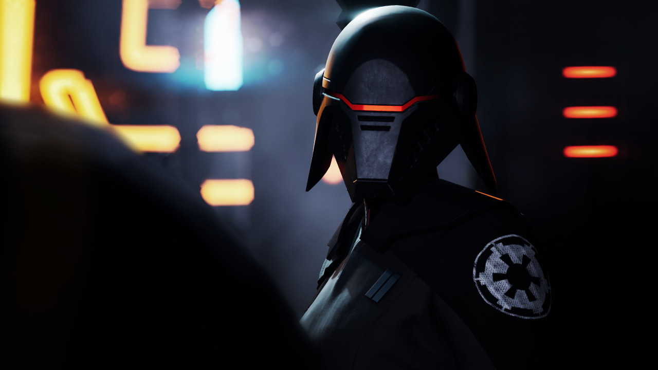 Star Wars Jedi: Fallen Order soldier wallpaper 1280x720