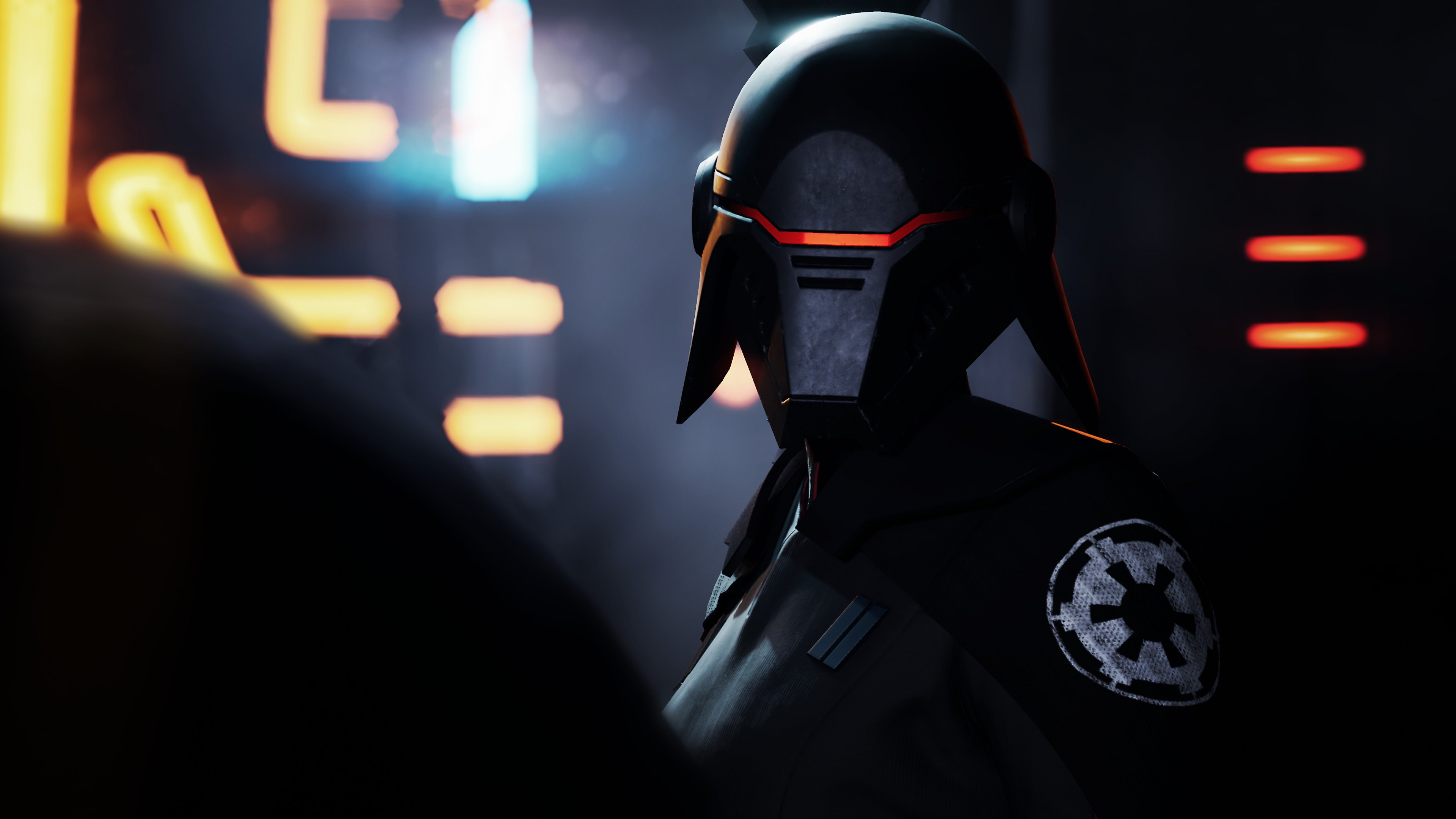 Star Wars Jedi: Fallen Order soldier wallpaper 3840x2160