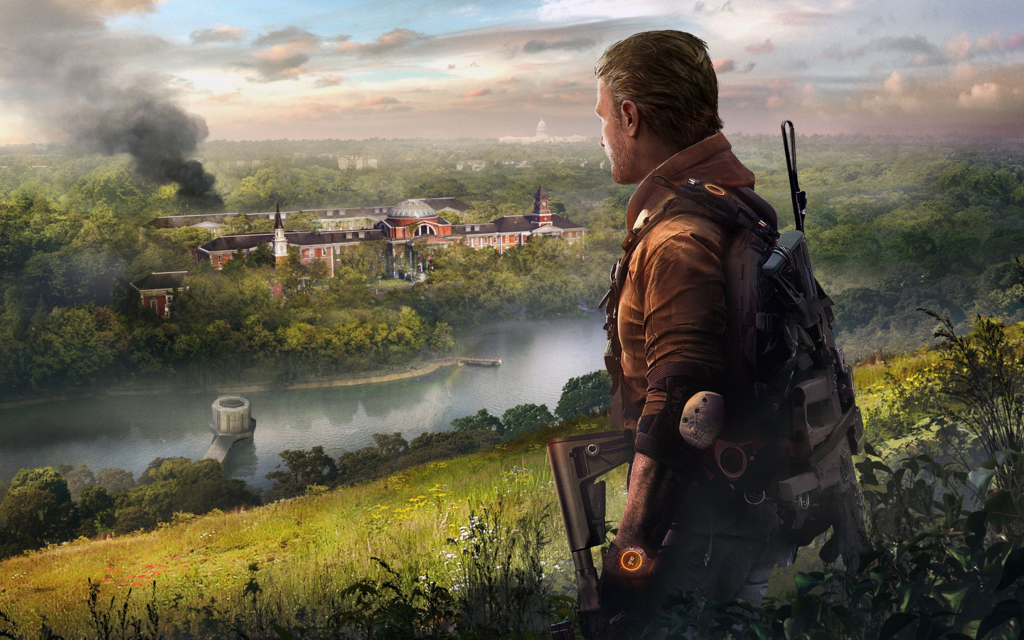 Tom Clancy's The Division 2 Episodes wallpaper 1440x900
