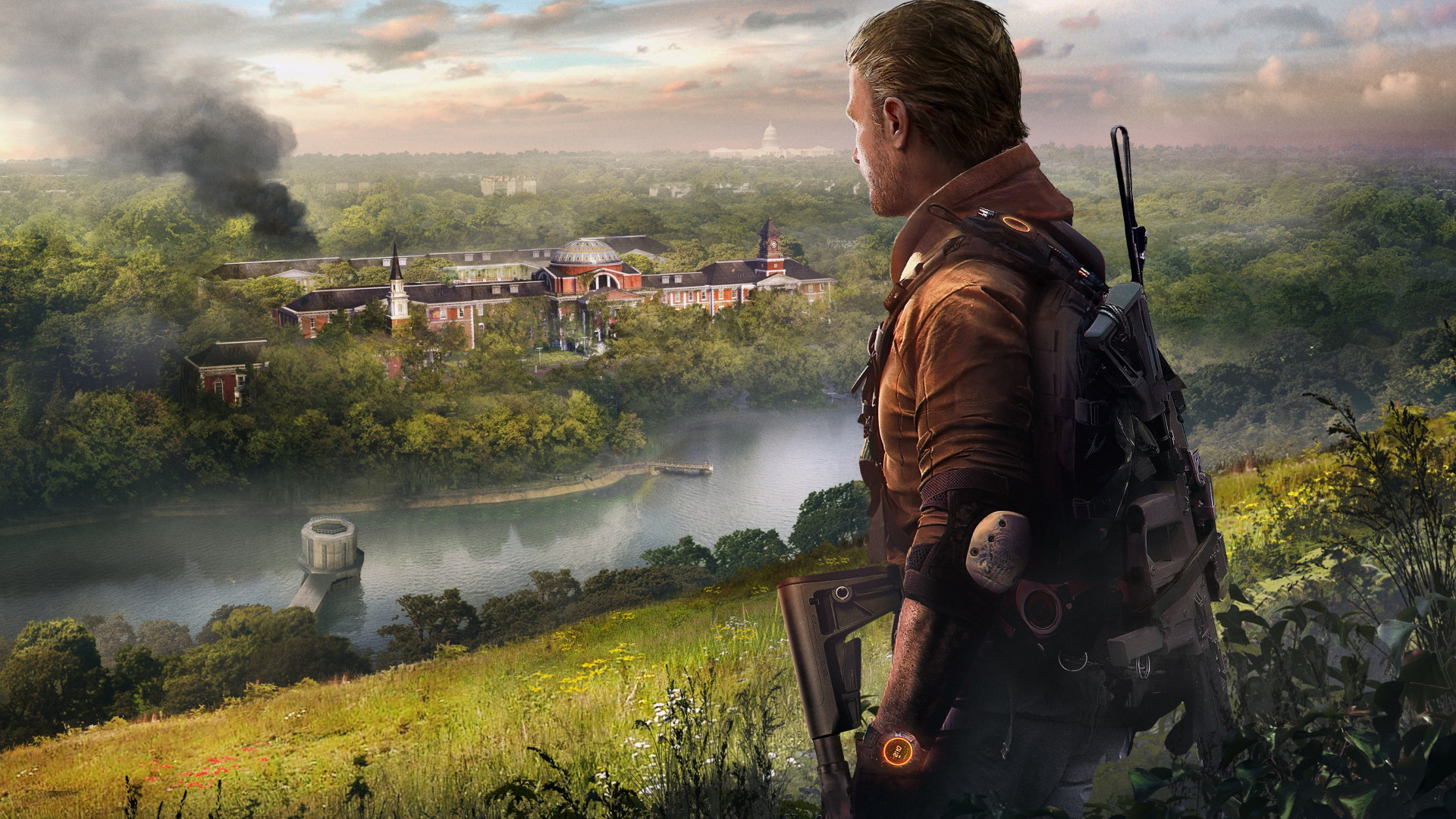 Download Wallpaper Tom Clancy S The Division 2 Episodes