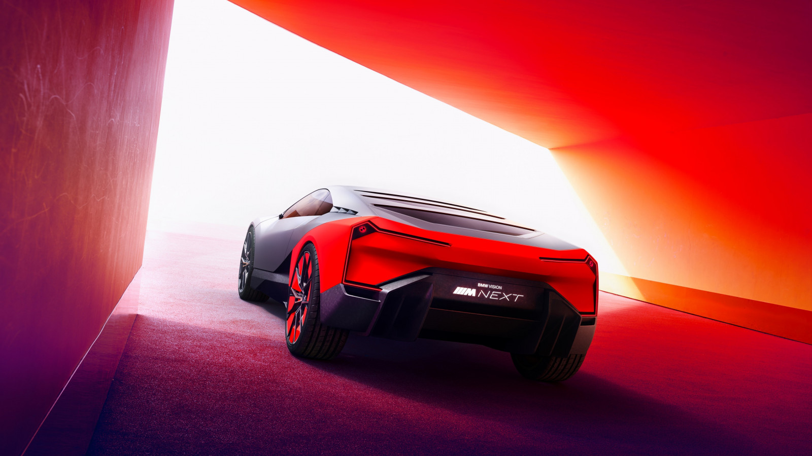 BMW Vision M NEXT wallpaper 1600x900