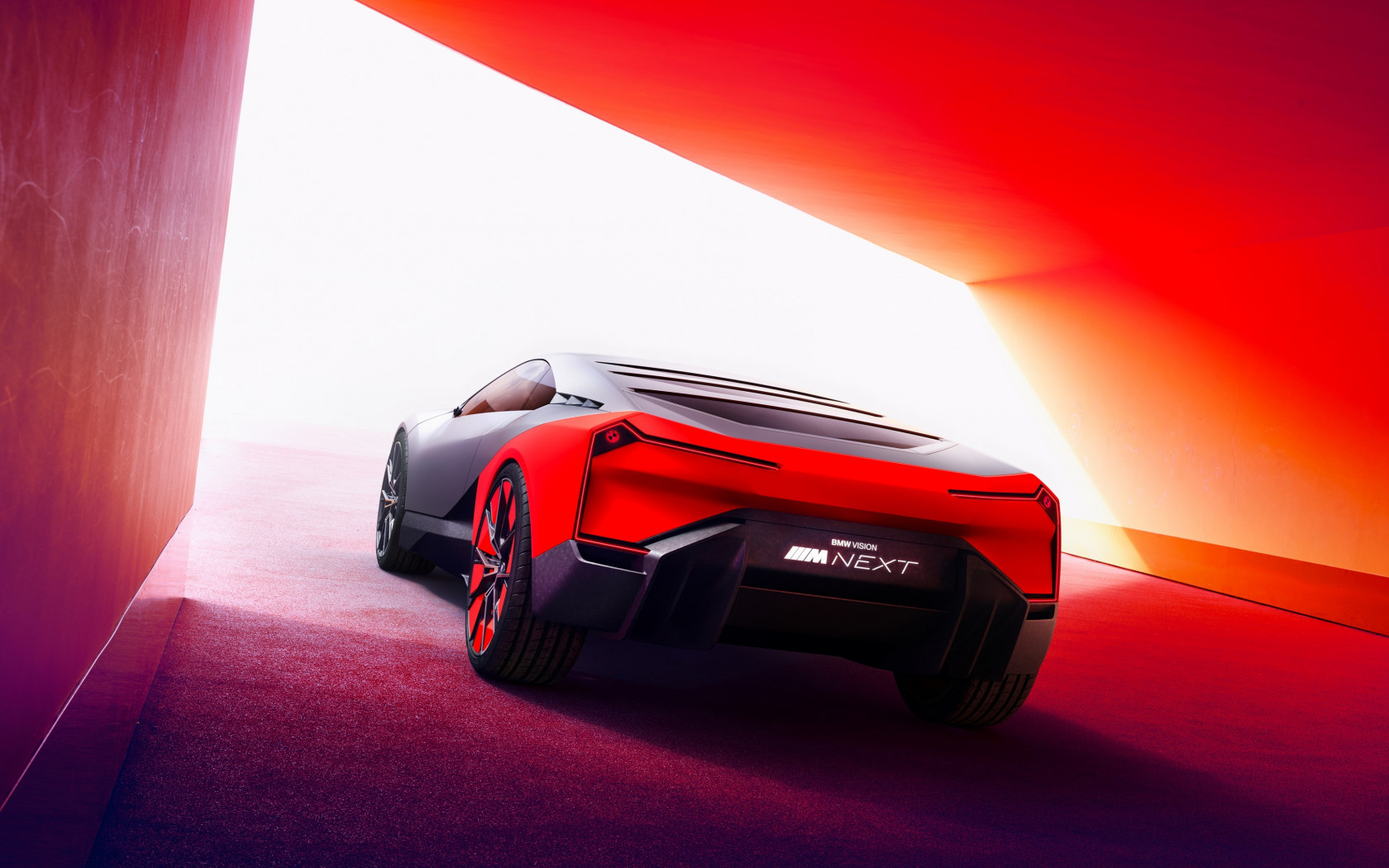 BMW Vision M NEXT wallpaper 1680x1050