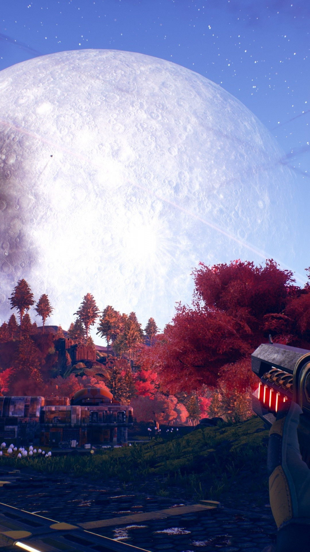 Download Wallpaper The Outer Worlds 1080x1920