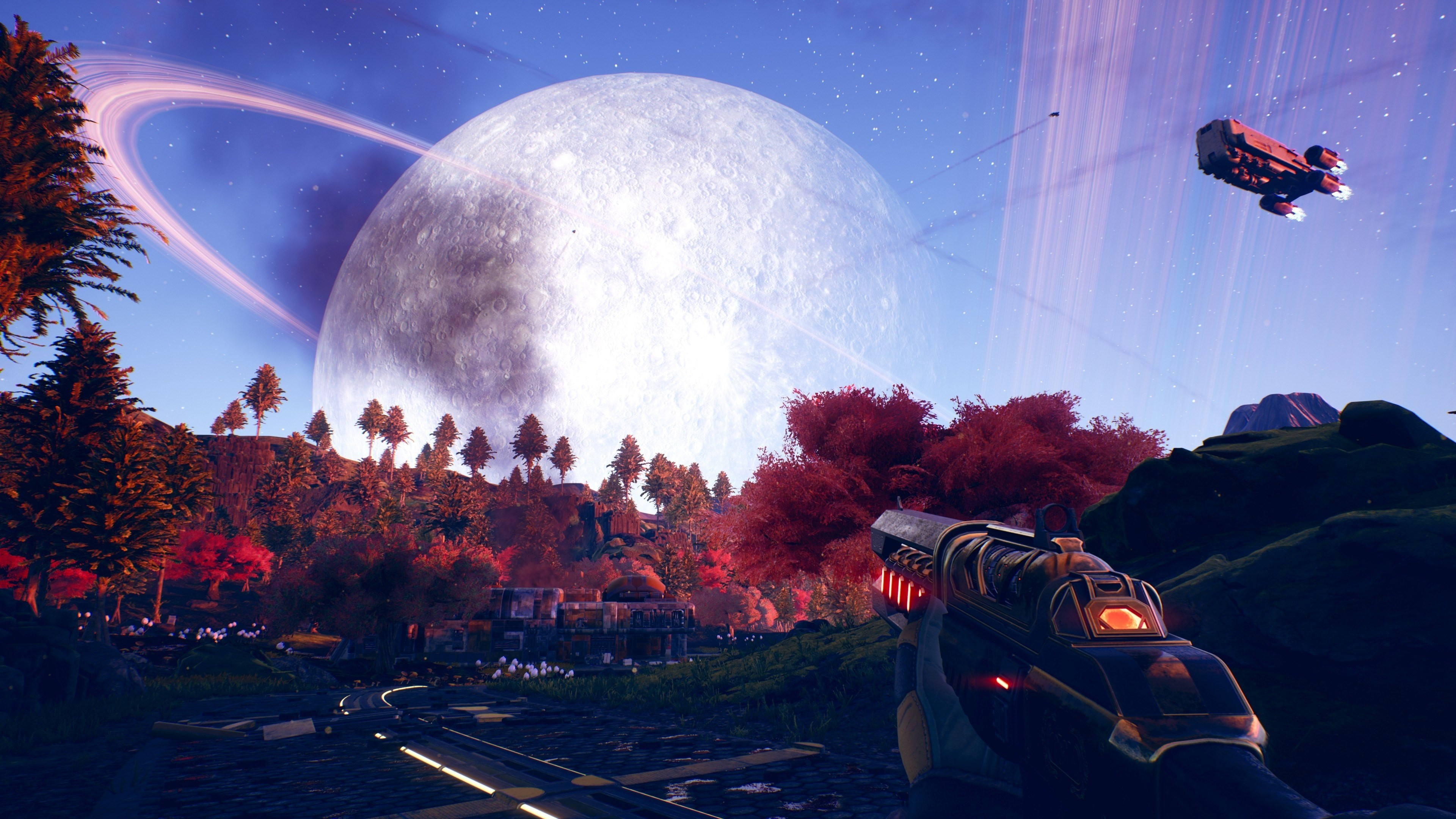 Download Wallpaper The Outer Worlds 3840x2160