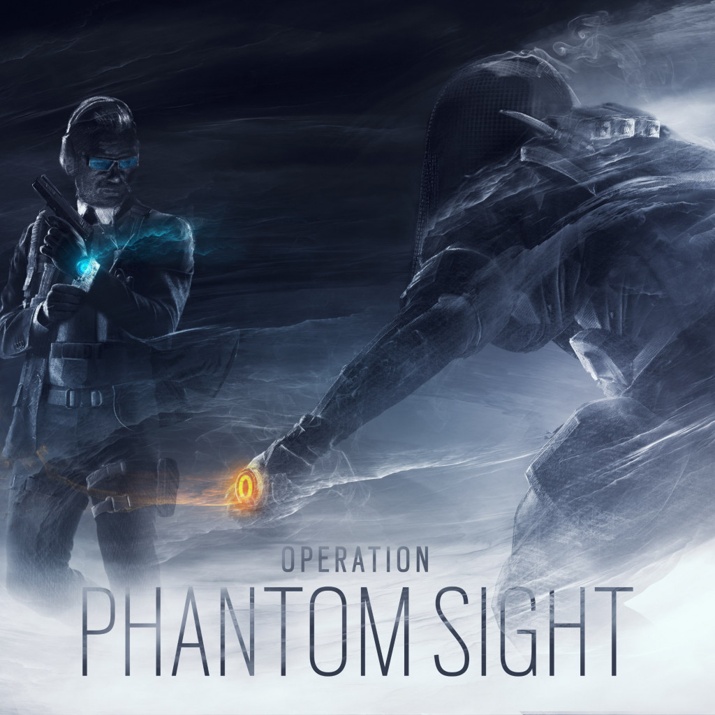 Rainbow Six Siege Operation Phantom Sight wallpaper 1024x1024
