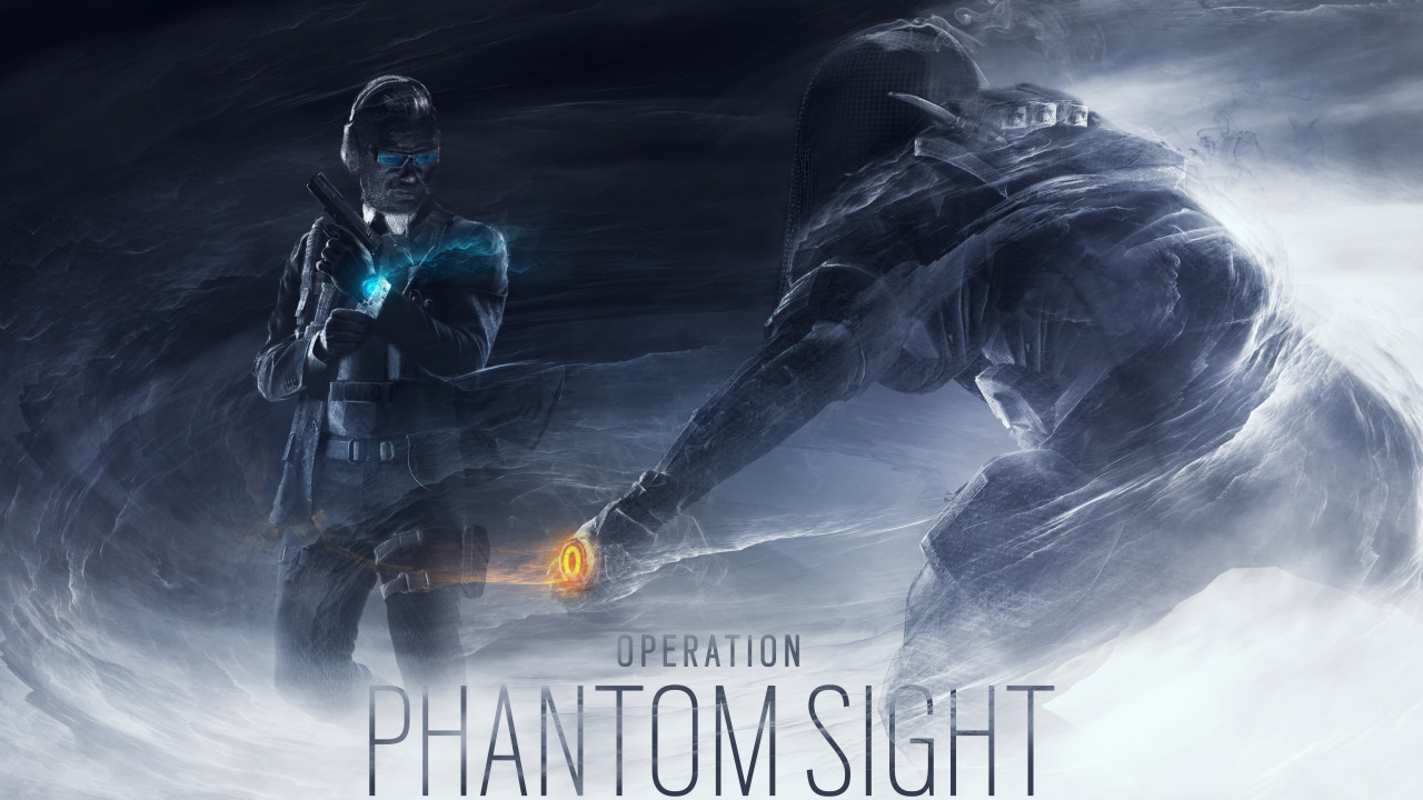 Rainbow Six Siege Operation Phantom Sight wallpaper 1280x720