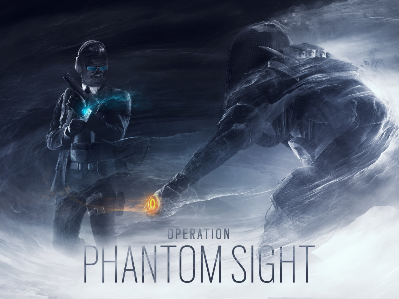 Rainbow Six Siege Operation Phantom Sight | 1280x960 wallpaper