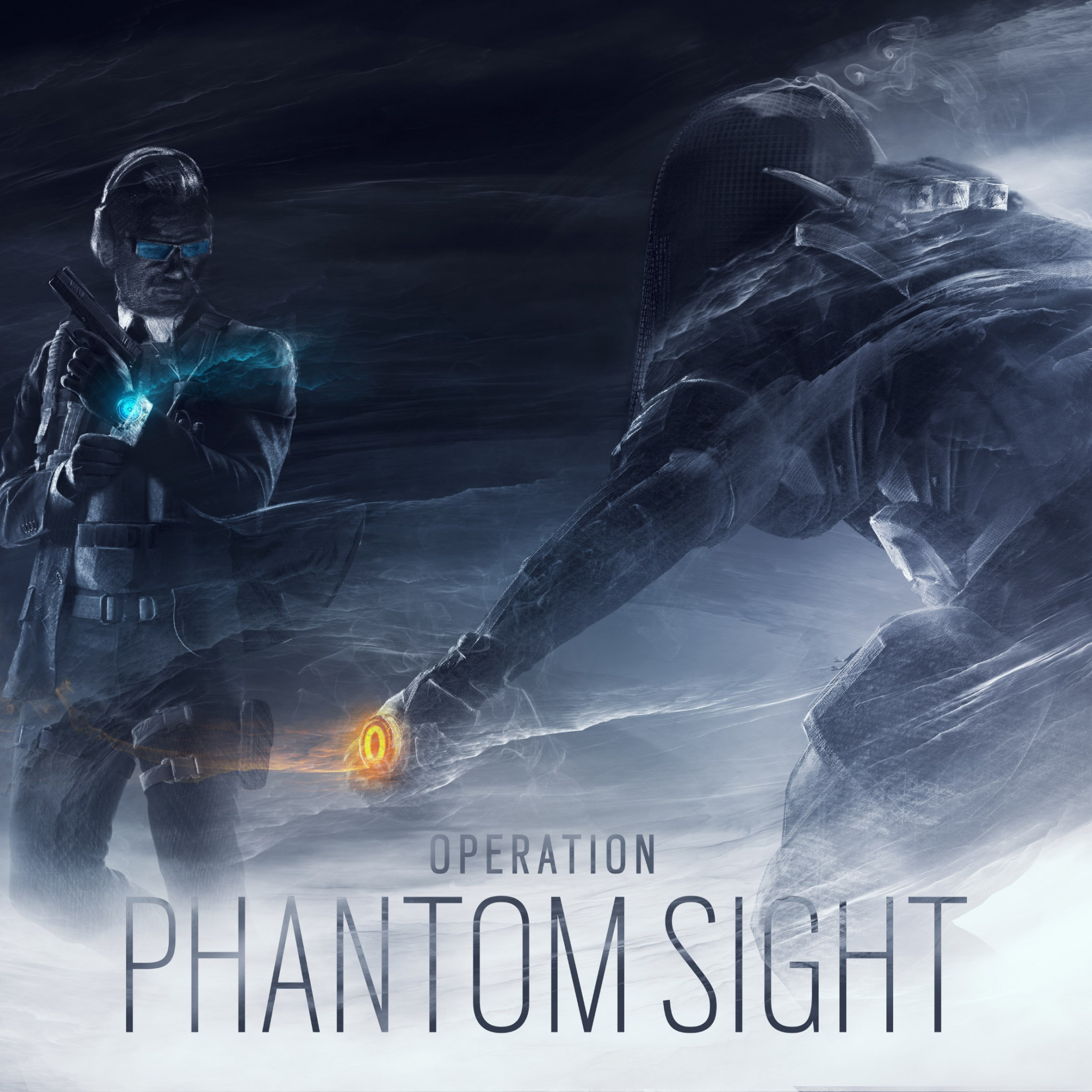 Rainbow Six Siege Operation Phantom Sight wallpaper 2224x2224