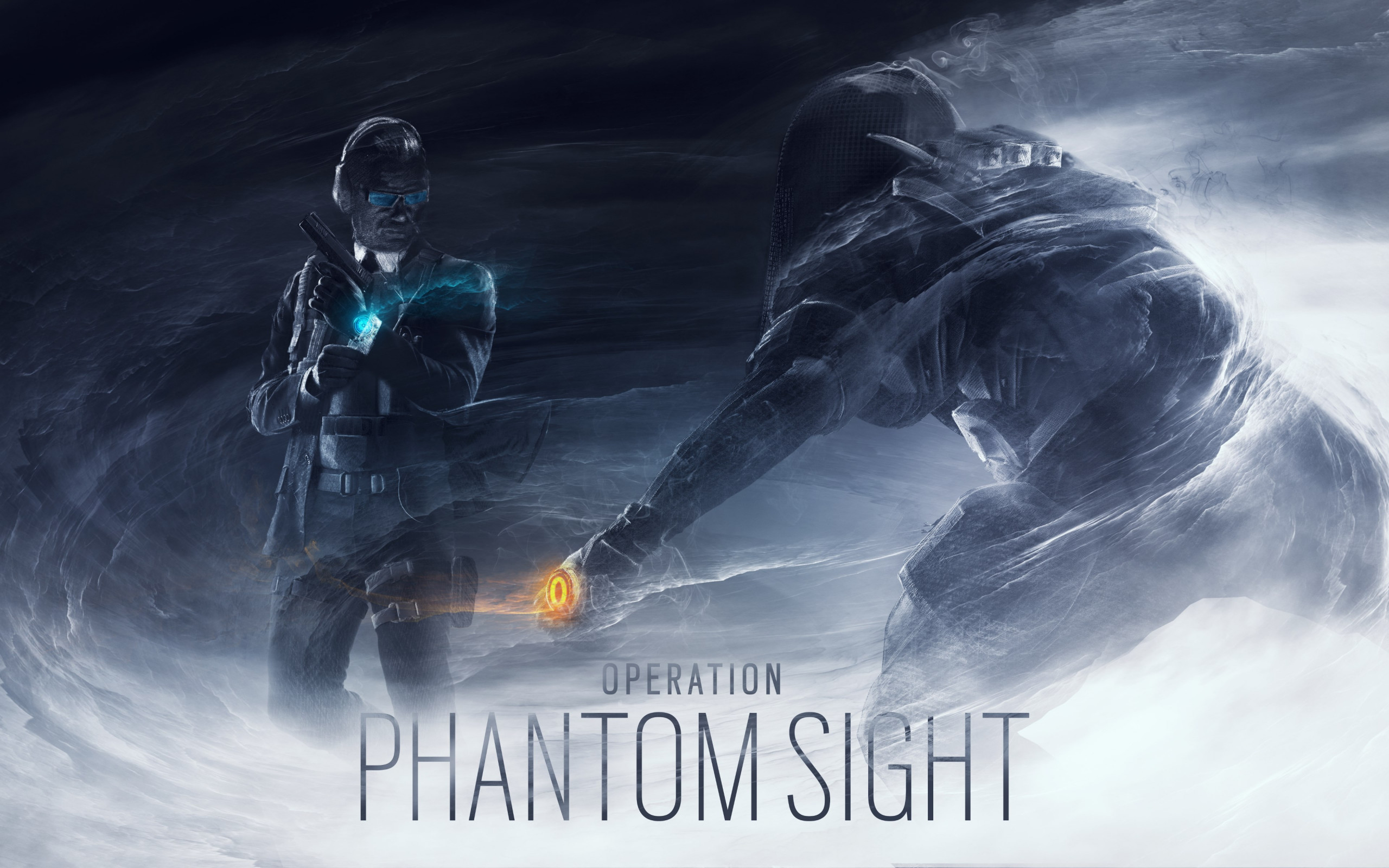 Download Wallpaper Rainbow Six Siege Operation Phantom