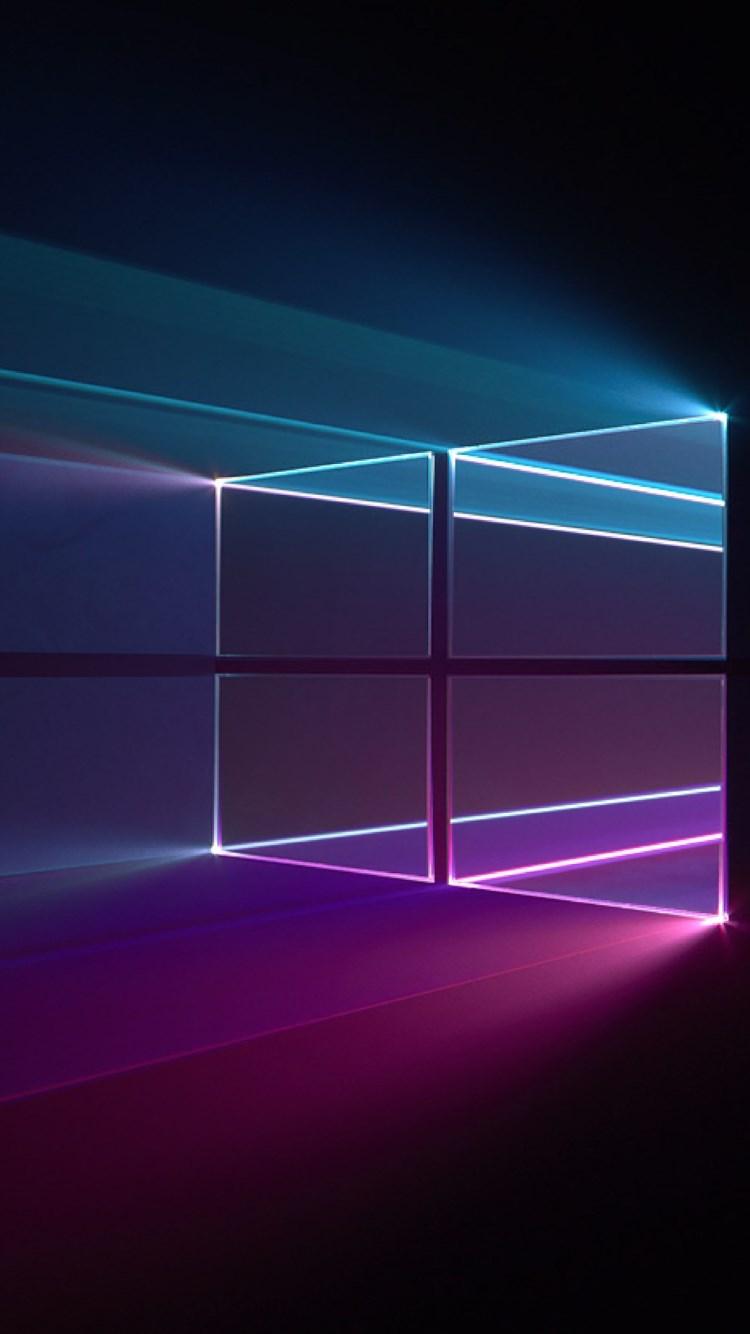 Download Wallpaper Windows 10 Hero 750x1334
