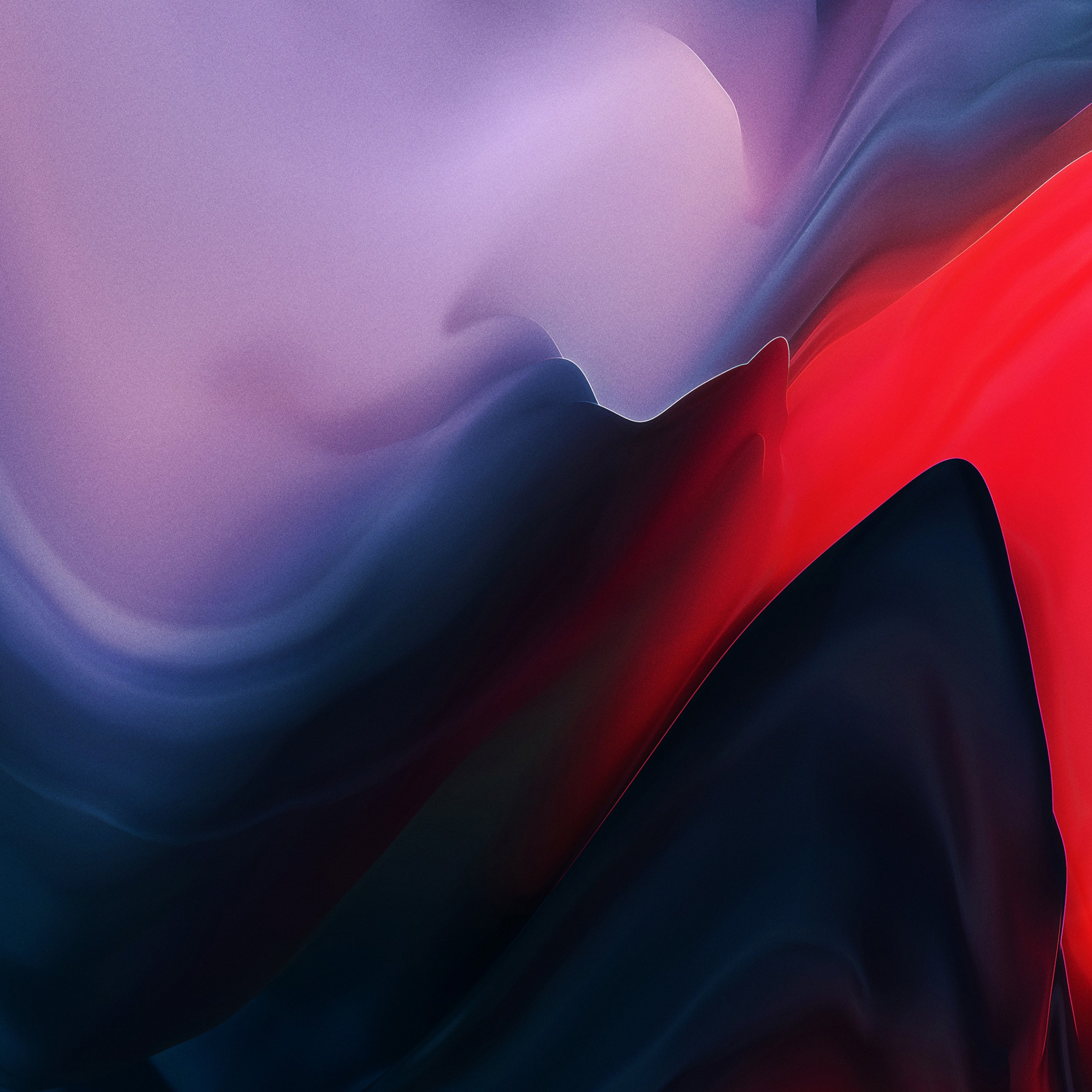 Download Wallpaper: The Abstract From OnePlus 6T 2048x2048