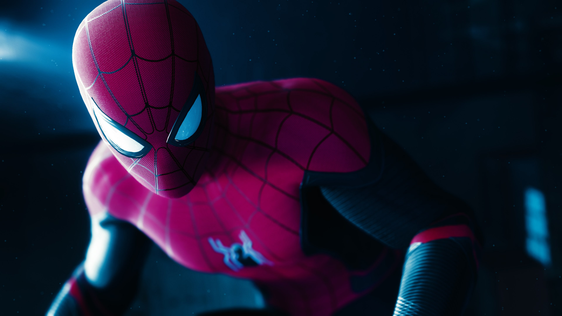 Download Wallpaper The Game Spider Man Far From Home 1920x1080