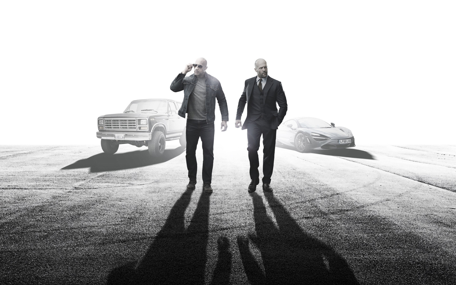 Fast and Furious Presents: Hobbs and Shaw wallpaper 1920x1200